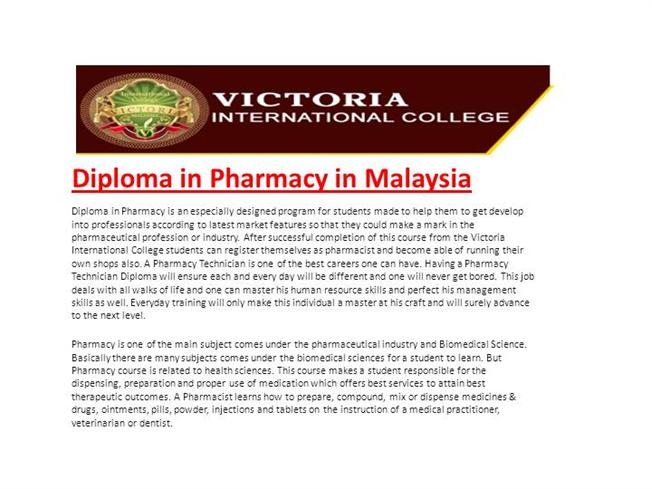 diploma thesis pharmacy Informations for students of 5th and 6th year - general medicine on the basis of material approved by the scientific board of the faculty and the faculty senate from the academic year 2017/2018 date of submitting and defence of diploma thesis is changed as follows.