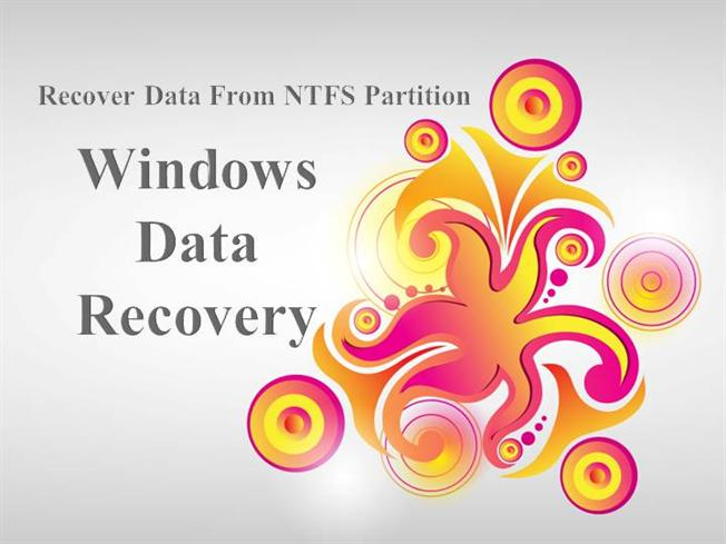 NTFS Data Recovery Software to Get Back Deleted Files