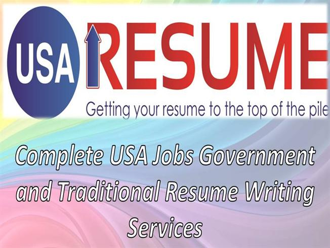rated federal resume writing service