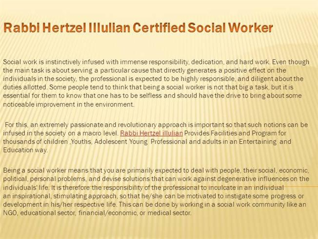 how to become a certified social worker