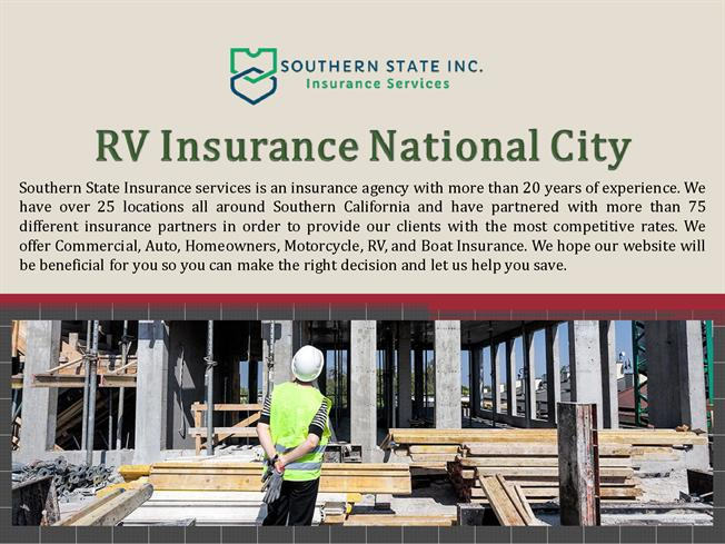 Rv Insurance National City Authorstream