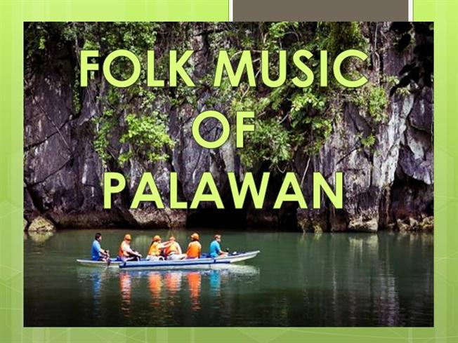 music of palawan essay