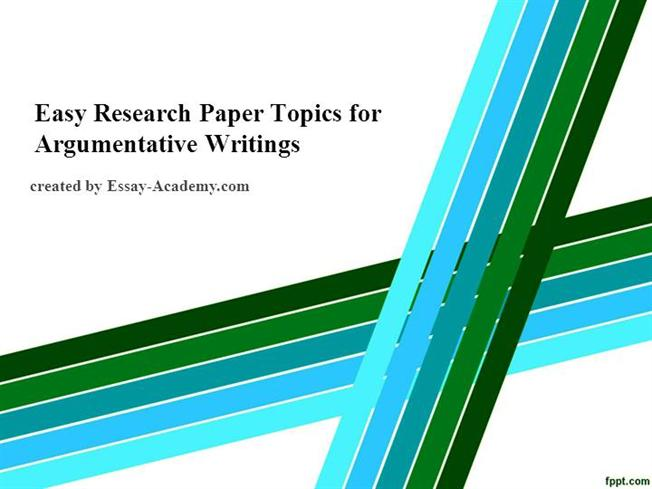 recycling argumentative research papers