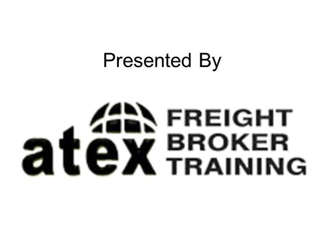 freight broker training manual pdf