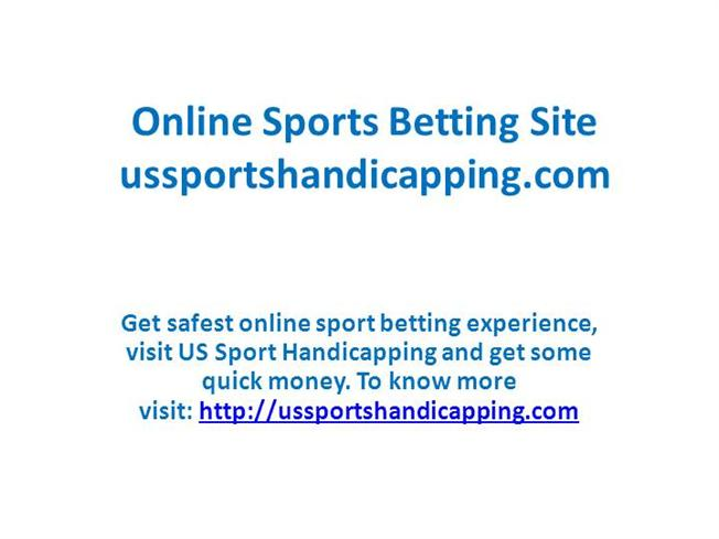 Getting Started With Sports Betting