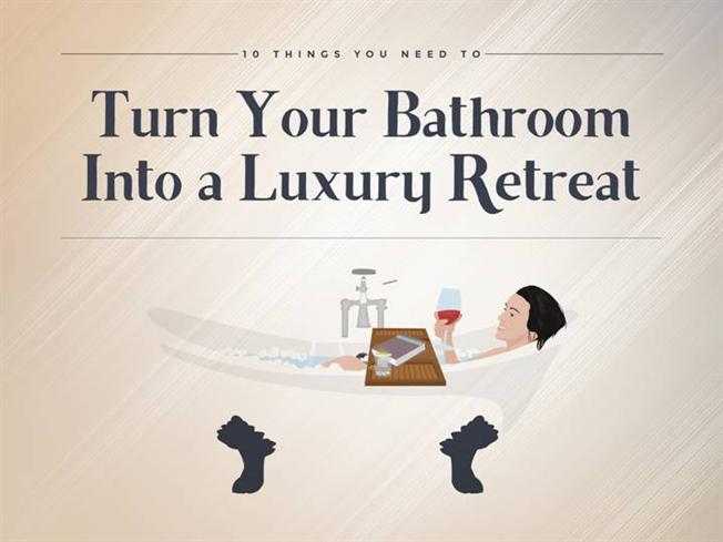 10 Things You Need To Turn Your Bathroom Into A Luxury Retreat AuthorSTREAM