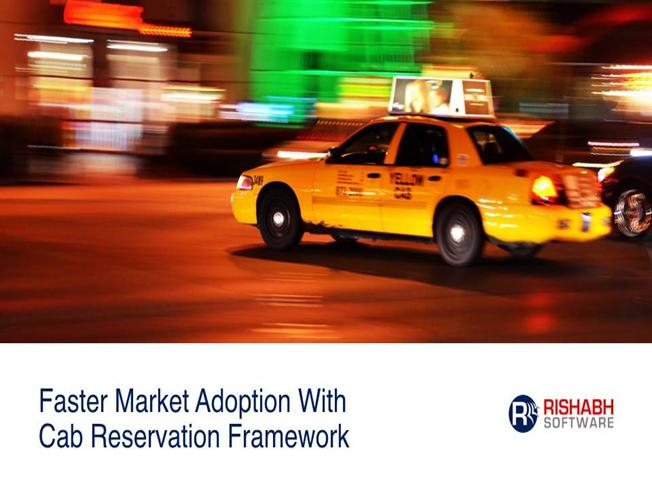 Taxi dispatch software for service business