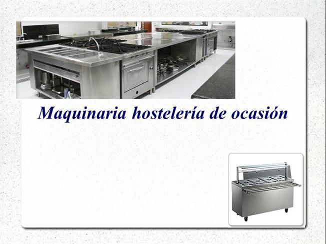 Maquinaria hosteler a de ocasi n authorstream for Hosteleria ocasion