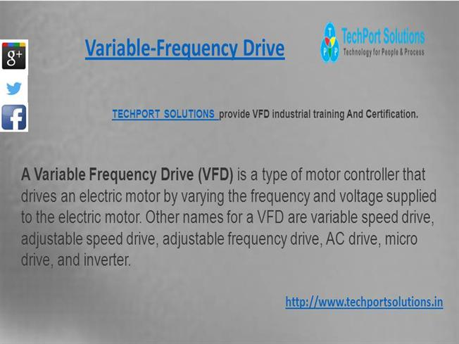Best Industrial Variable Frequency Drive Training Centre