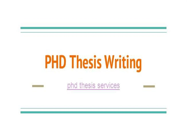 phd thesis comments