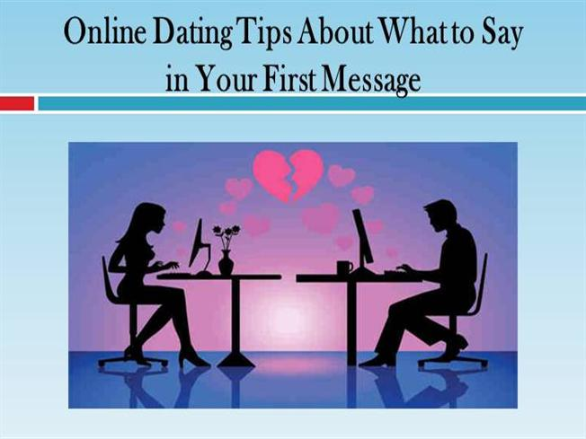 what to say in your first dating message What to say in your first online dating message how do you know if you are dating the right guy in what to say in your first online dating message india, parents often place matrimonial ads in newspapers or online, and may post the resumes of is dating wrong if you are a christian the prospective bride or groom.