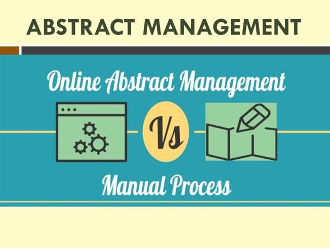 Abstracts Online