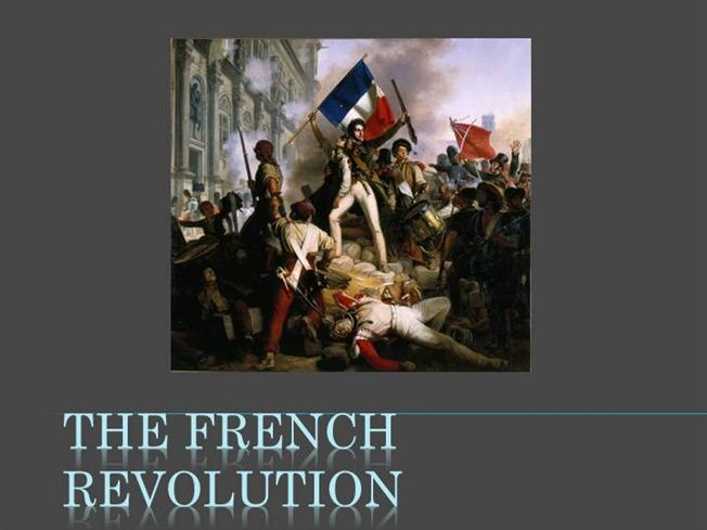 thesis french revolution