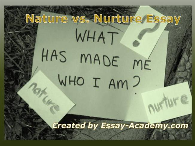 evaluate how nature and nurture may affect the physical intellectual emotional and social developmen The nature and nurture of child development ceci s nature-nurture lopez i intellectual and physical outcome of children undernourished in early life is.