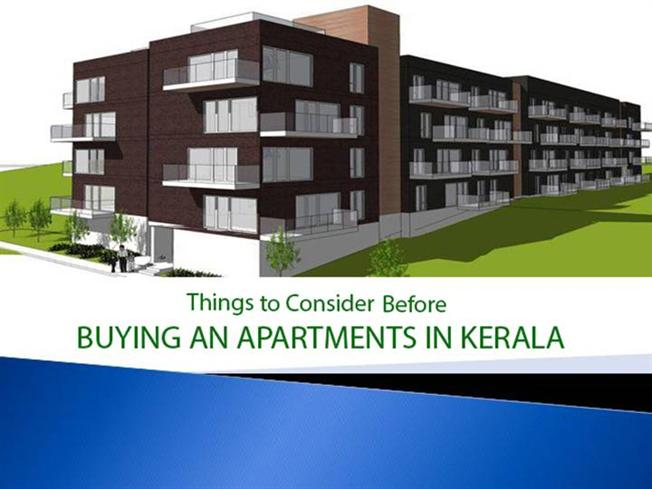 things to consider before buying an apartments in kerala authorstream. Black Bedroom Furniture Sets. Home Design Ideas
