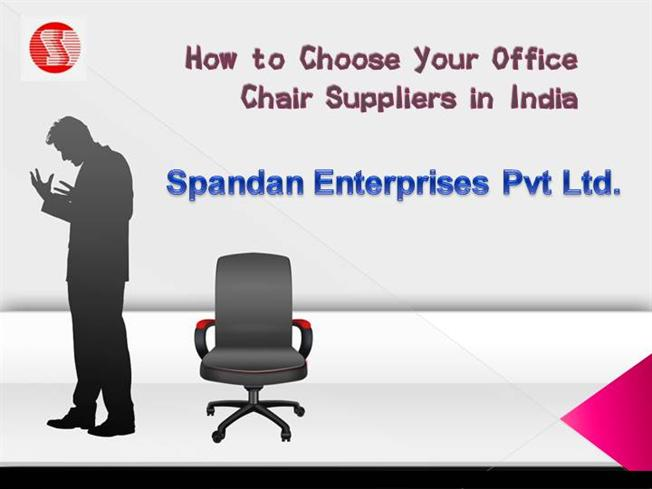 One Stop Solution For Executive Office Chair AuthorSTREAM