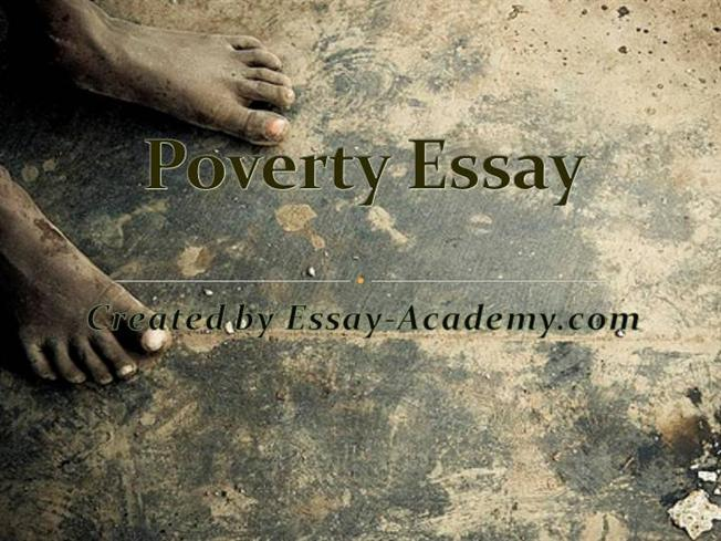 poverty essays introductions
