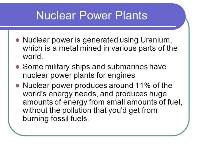Nuclear Power Plants 5