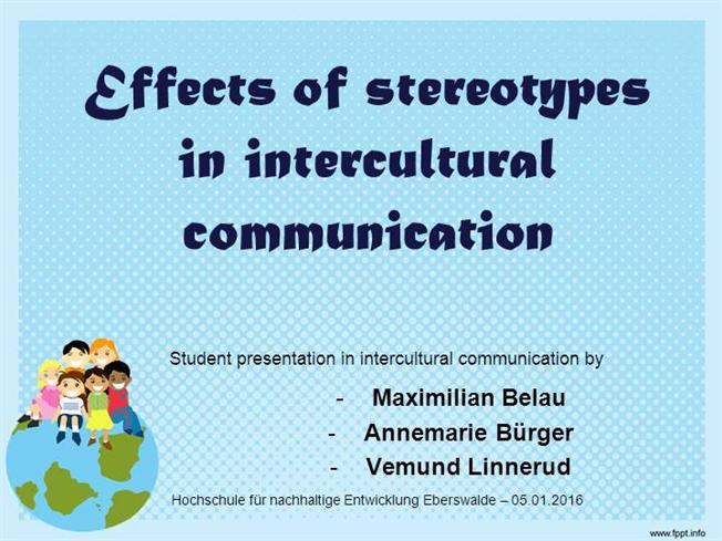 Intercultural communication essay