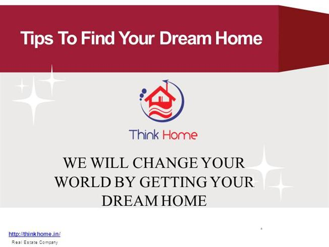 tips to find your dream home authorstream