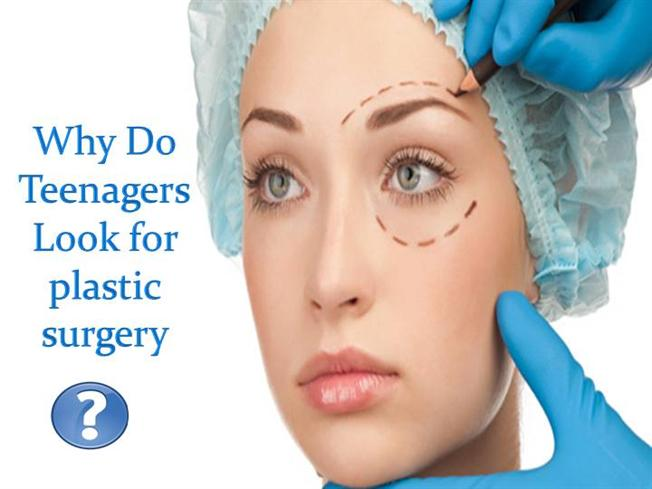 teenagers and cosmetic surgery essay