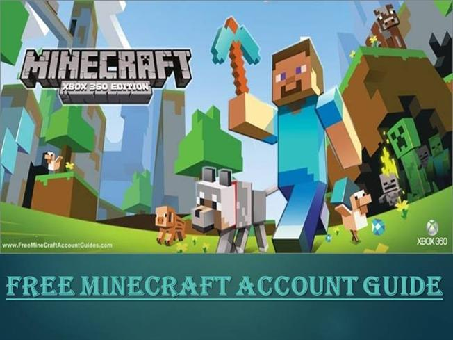 how to get a minecraft account