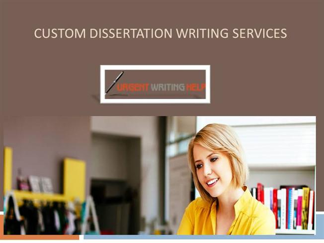 Custom Dissertation Services