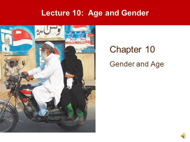sociology of gender ryerson lectures pdf