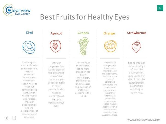 fruit of life fruits for healthy eyes