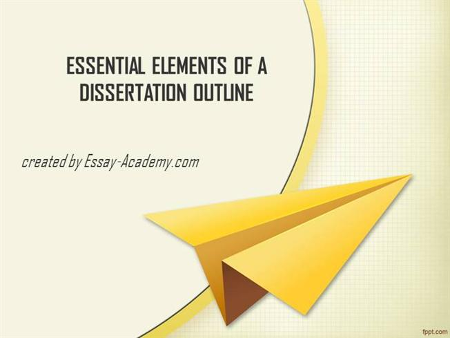 essential elements in a qualitative dissertation proposal Indicator for the proposal or dissertation complete either the qualitative or quantitative sections for chapters 3 or 4, depending on which is most appropriate.