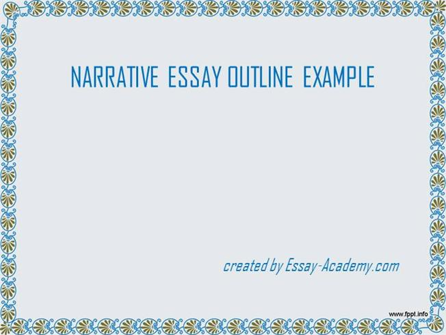 Outline For Descriptive Essay