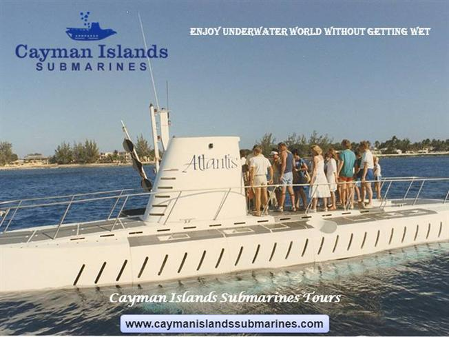 Thing To Do In Cayman Islands Submarine