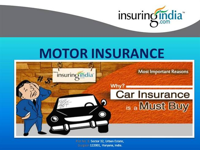 Why Motor Insurance Is Important Authorstream