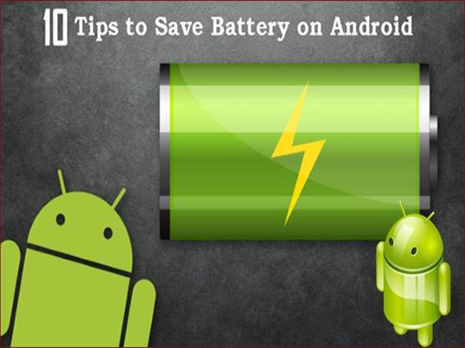 10 Tips to Increase Android Battery Life (Tips & Tricks ...