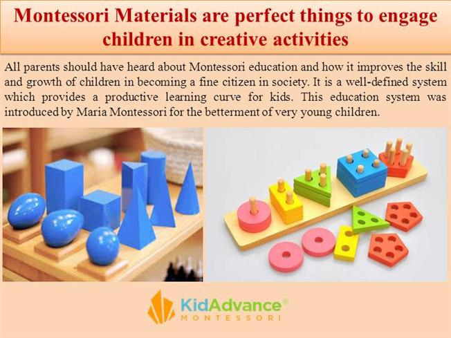 why are montessori materials essential parts Cp002-essential package 109 items by leader joy montessori usa our montessori store provides quality montessori supplies & montessori materials for sale with.