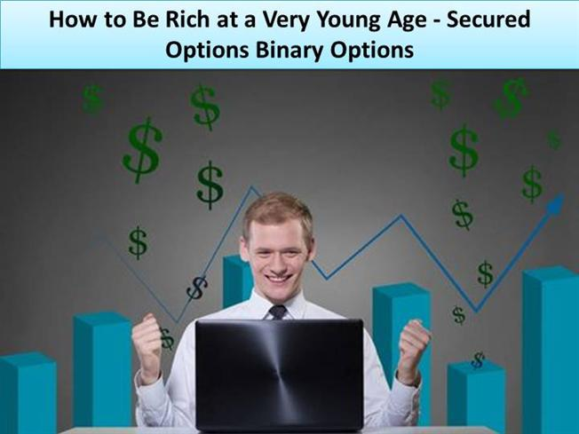 Get rich binary options