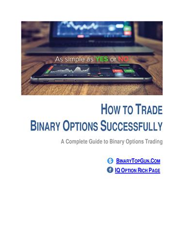 How to trade binary options successfully pdf