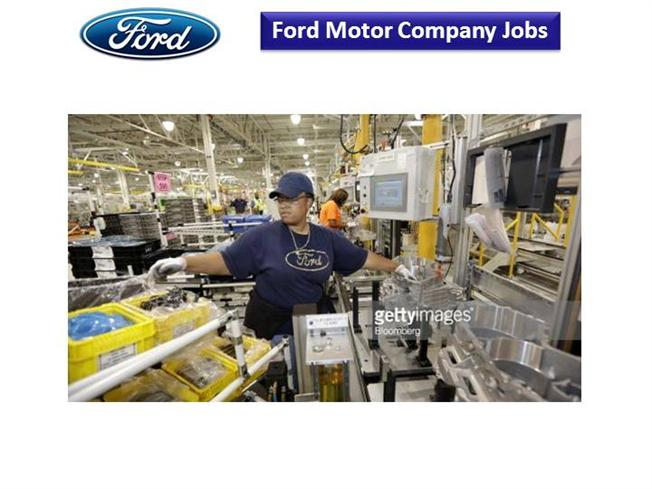 Ford motors powerpoint template for Ford motor company incentives