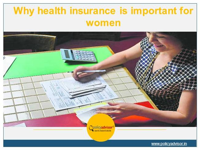 why health insurance is important for women authorstream