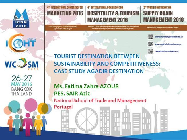 tourism and hospitality marketing case study