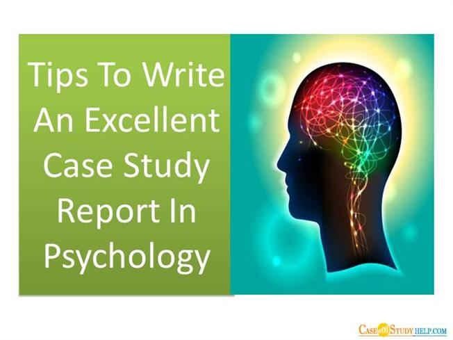 tips for writing a case study paper