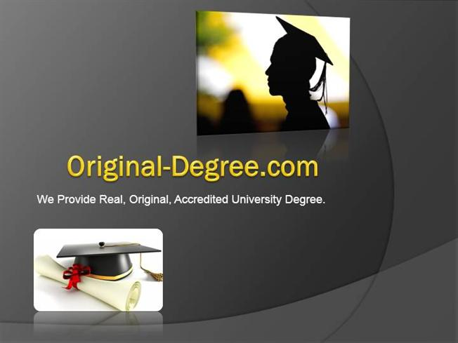 Buy a phd degree online