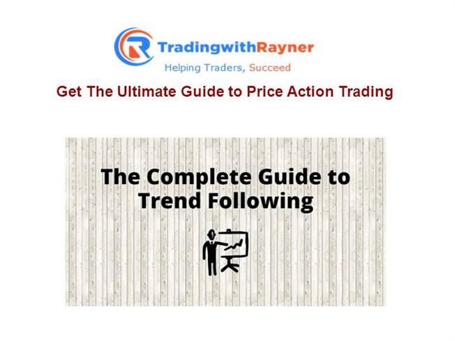 Trend following trading strategy