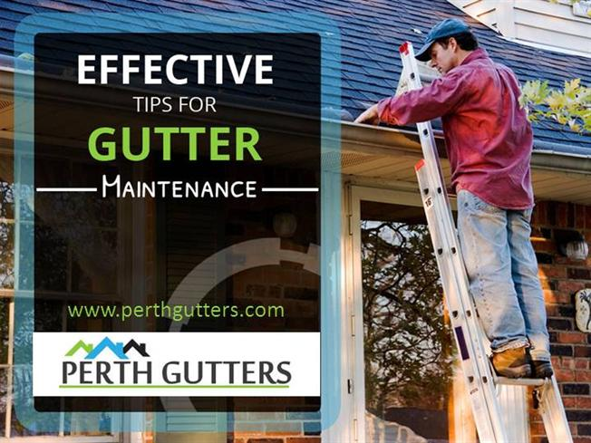 Tips for Effective Gutter Maintenance -authorSTREAM