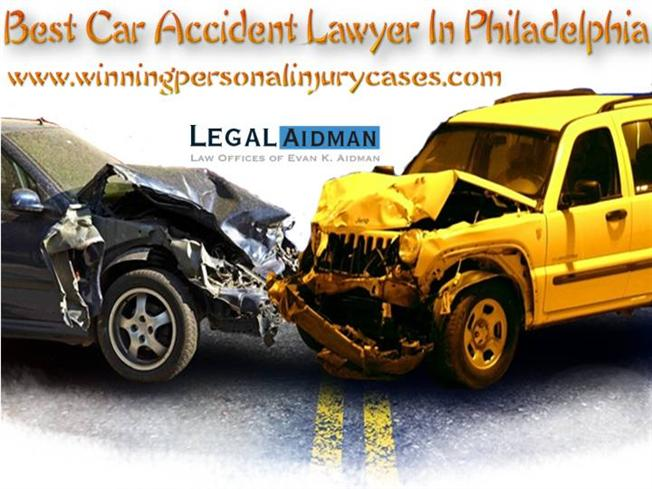 Best Car Accident Lawyer In Philadelphia