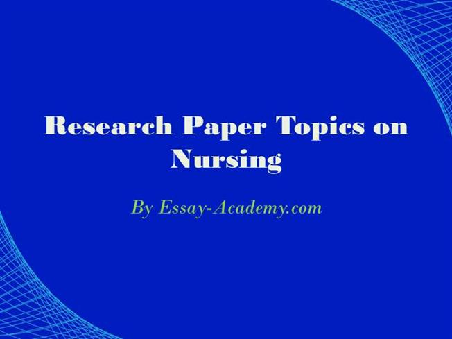 nursing information retrieval paper For my assignment i have to write an essay based on evidence practice nursing nursing research topics any ideas my research paper.