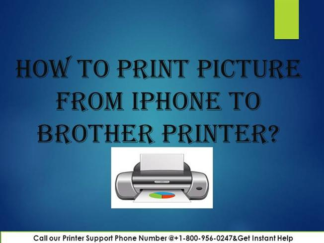 The easiest way to print from iPhone and iPad is with AirPrint, an Apple protocol that is built-in to iOS and also many printers on the market.