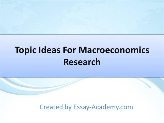 questions on macroeconomics Full answer microeconomics studies the behavior of individual people and companies, as opposed to macroeconomics which focuses on the economy as a whole.