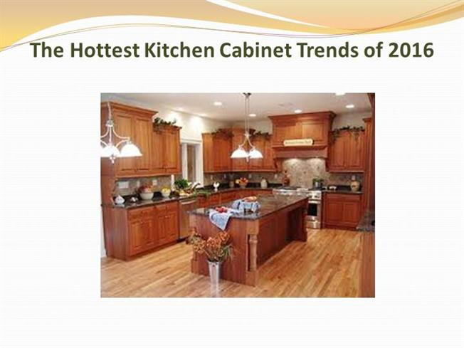 the hottest kitchen cabinet trends of 2016 authorstream. Black Bedroom Furniture Sets. Home Design Ideas