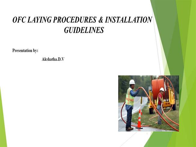 hdpe pipe laying procedure pdf